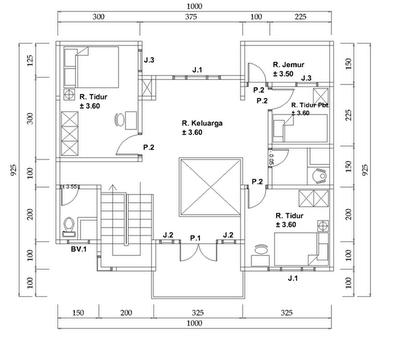 Image Result For Desain Ruangan Rumah X