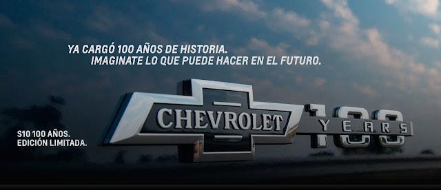 Chevrolet pickups 100 años de hacer historia