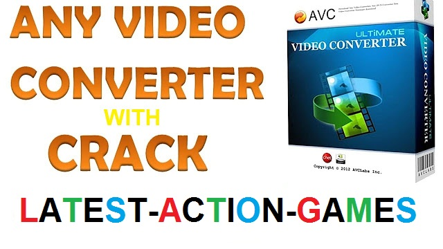 ANY VIDEO CONVERTER ULTIMATE Cover Photo