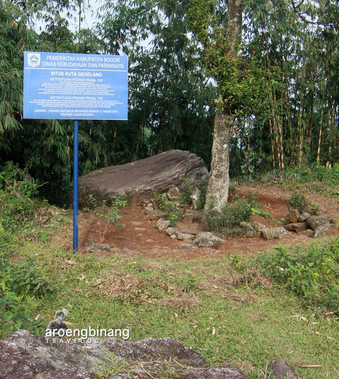 situs kuta gegelang gunung bunder