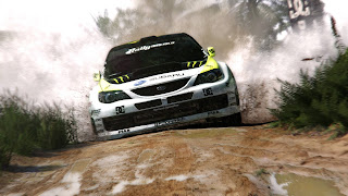 Colin McRae: DiRT 2 Xbox One Wallpaper