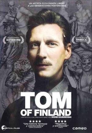 Tom de Finlandia - Tom of Finland 2017