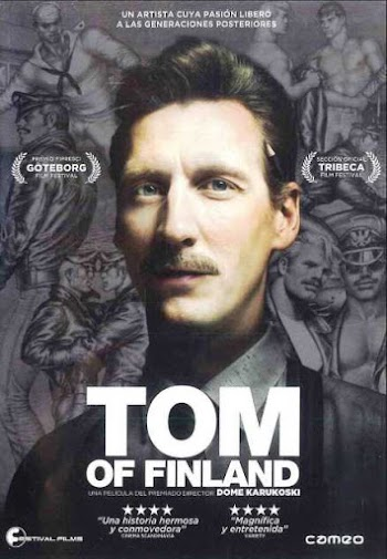 VER ONLINE Y DESCARGAR: Tom de Finlandia - Tom of Finland 2017