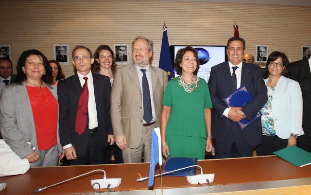 اختتام الجولة الأولى من المفاوضات الخاصة باتفاقية الصيد البحري مع الاتحاد الأوروبي بالرباط