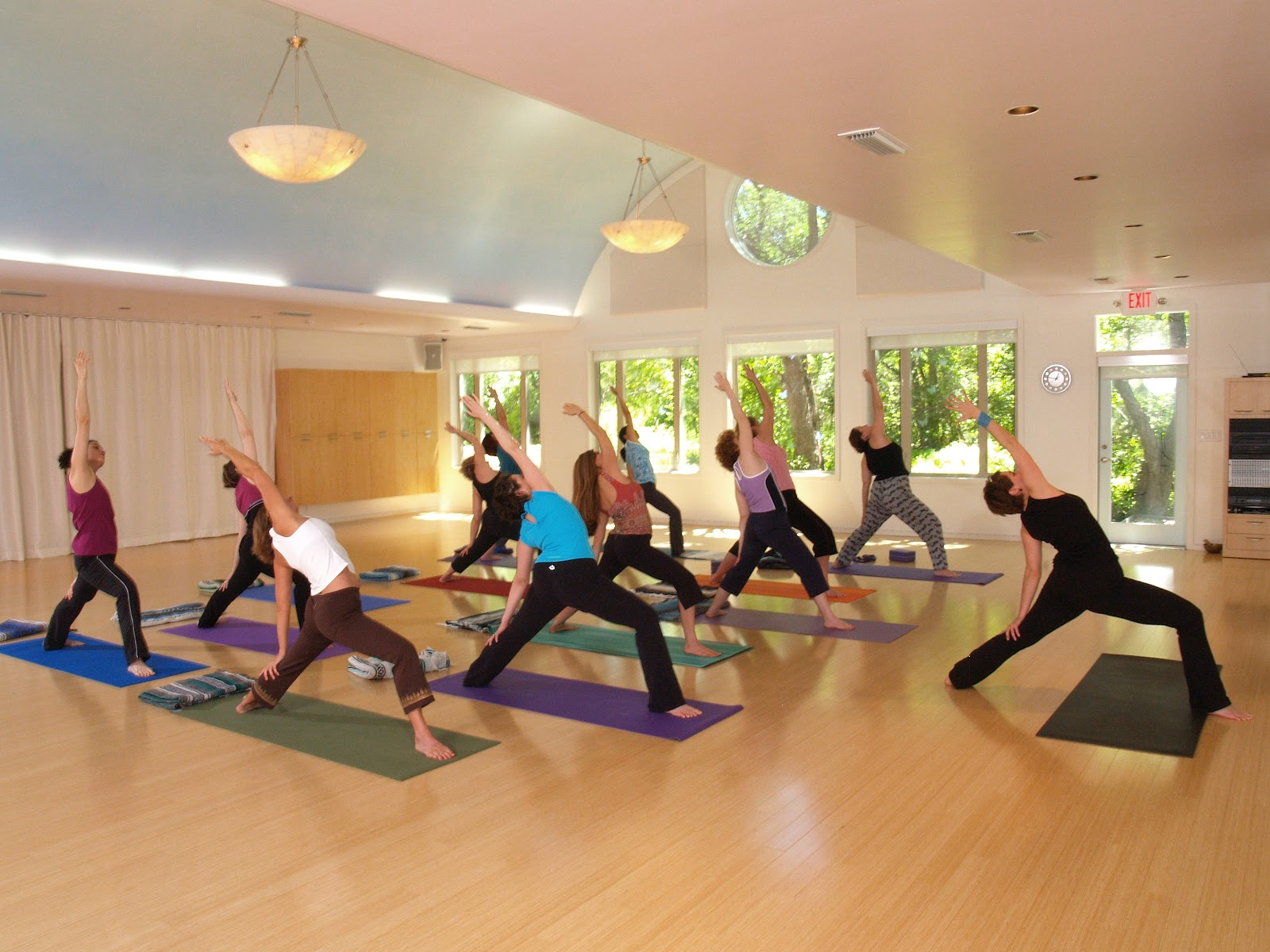 Fit to Win: Yoga!