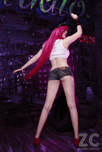 Poison cosplay by Zyunka Muhina