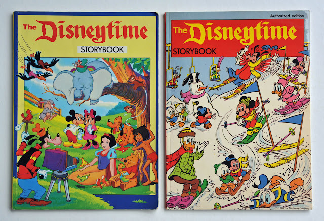 "The British ""The Disneytime Storybook"""