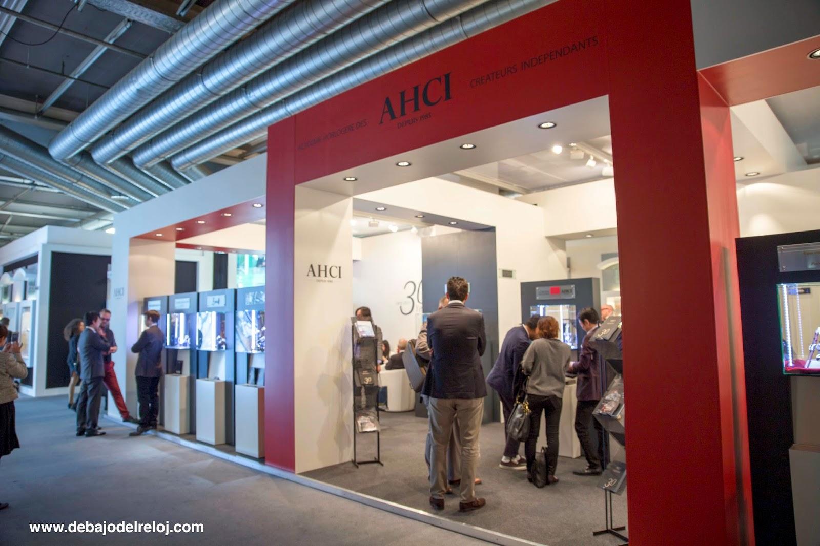 AHCI en Basel 2015
