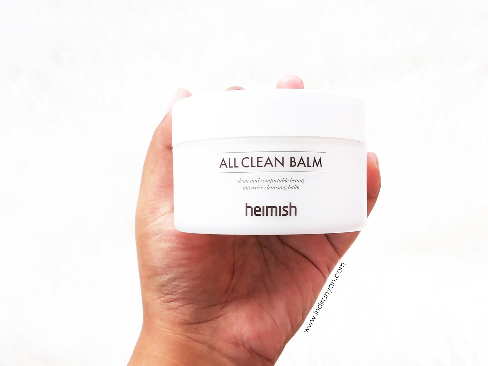heimish-all-clean-balm, heimish-all-clean-balm-packaging
