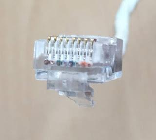 penjelasan singkat kabel utp