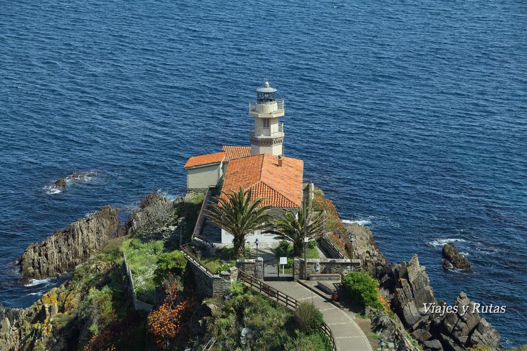 Faro de Cudillero, Asturias