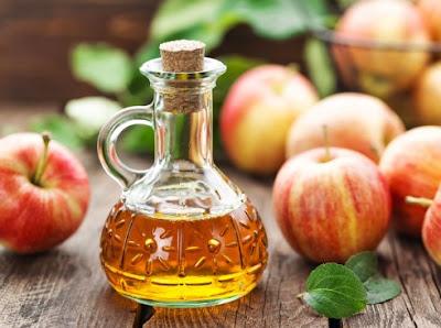 Kumur Menggunakan Cuka Apel