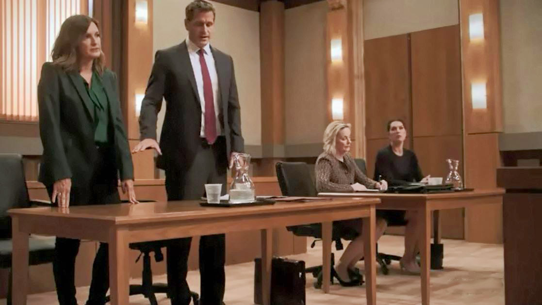 All Things Law And Order Law Order Svu Complicated Recap Review