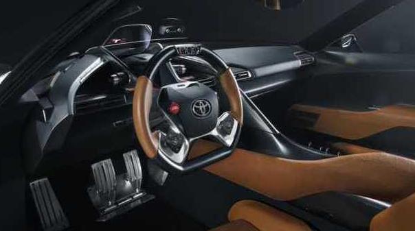 2017 Toyota Supra Specs