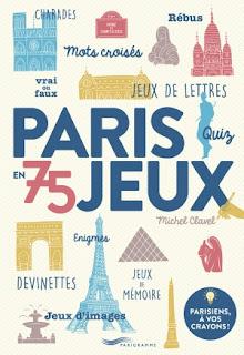 Paris en 75 jeux - Parigramme