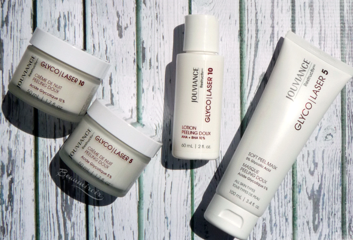 Review: Jouviance Glyco|Laser and RestructivSRD anti-aging skincare line