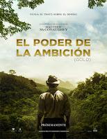 El poder de la ambición (2016) español