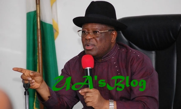 Governor Umahi Orders Arrest Of His Top Aides And Traditional Rulers