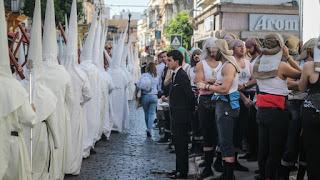 Lunes y Martes Santo cambiarán el orden de paso de sus cofradías en Jerez