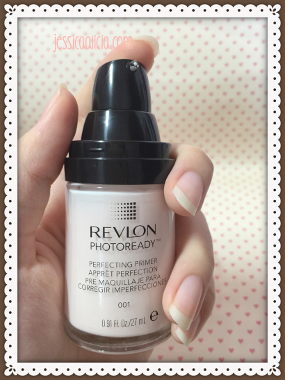 Review : Revlon PhotoReady Perfecting Primer (001) by Jessica Alicia