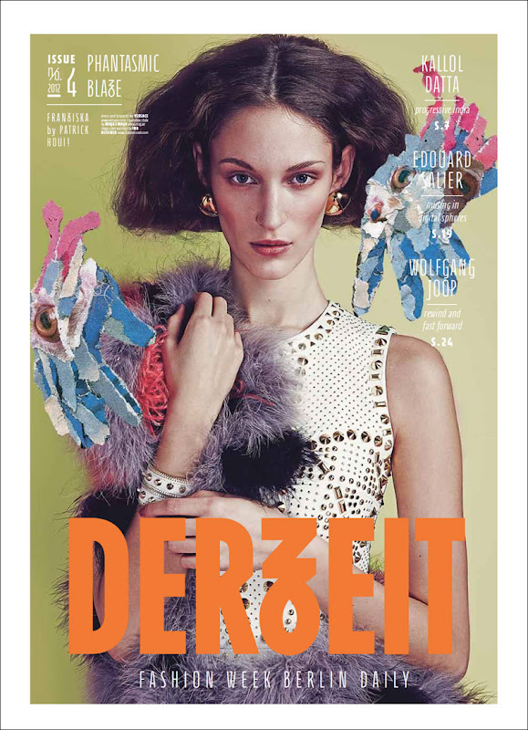 Derzeit Fashion Week Berlin Daily 2012/13