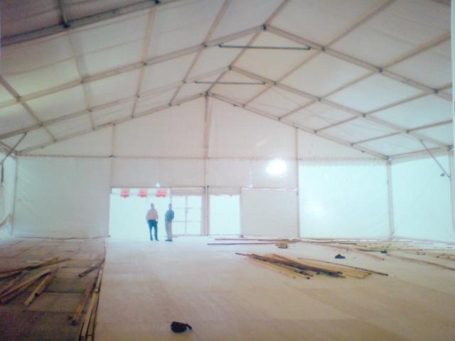 Konstruksi Tenda Roder
