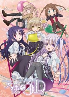 """Anime Music """"Tenshi no 3P!"""" Memperlihatkan Trailer Terbaru-nya!"""