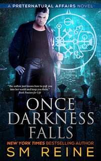 Once Darkness Falls by S.M. Reine
