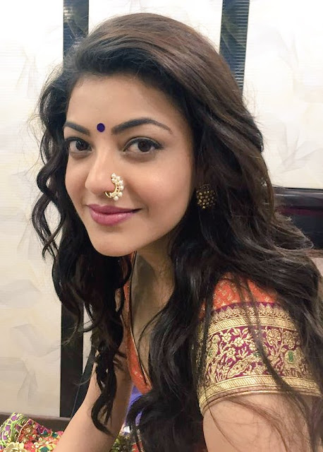 Kajal agarwal pic in janatha garage item song