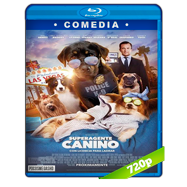 Superagente canino (2018) BRRip 720p Audio Dual Latino-Ingles