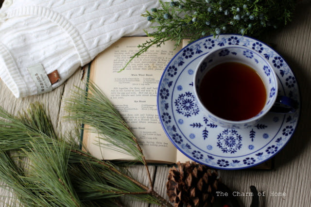 Winter Tea: The Charm of Home