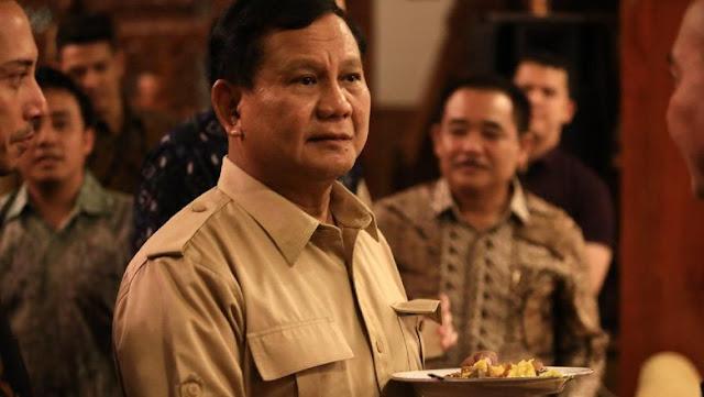 Tegaskan Prabowo Capres, Gerindra: Pengantin Tak Berubah