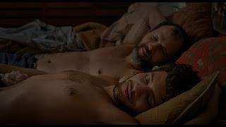 """Cena do filme """"Corpo Elétrico"""""""
