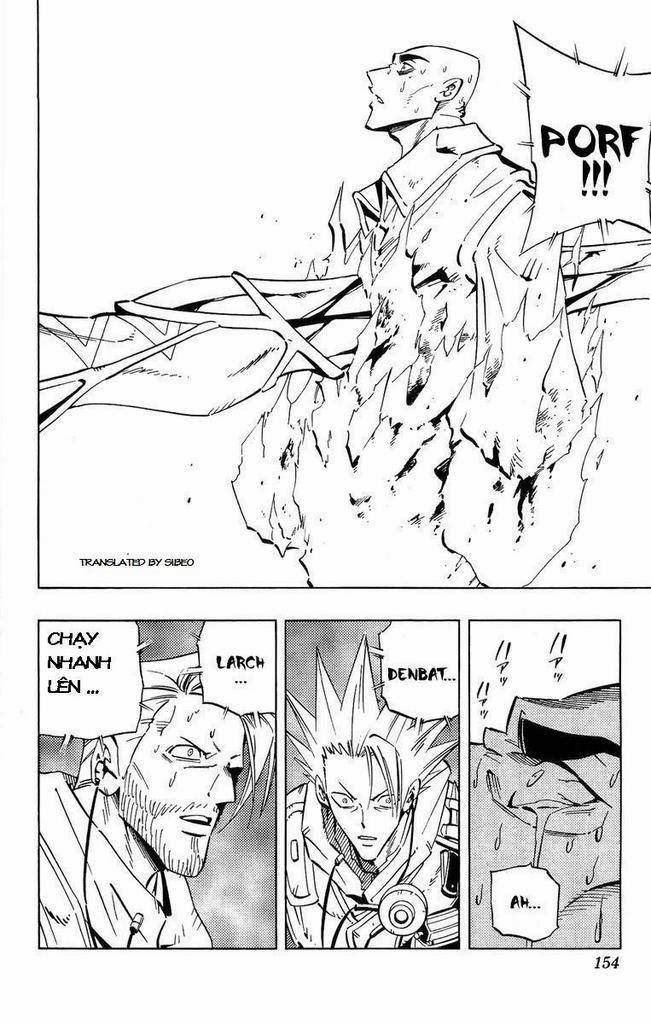 Shaman King [Vua pháp thuật] chap 232 trang 7
