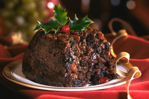 resep puding coklat natal