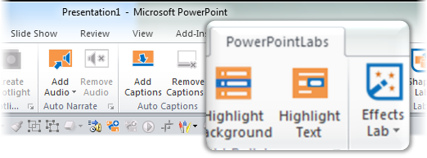 PowerPoint Labs: A 'magnifying glass' effect in PowerPoint