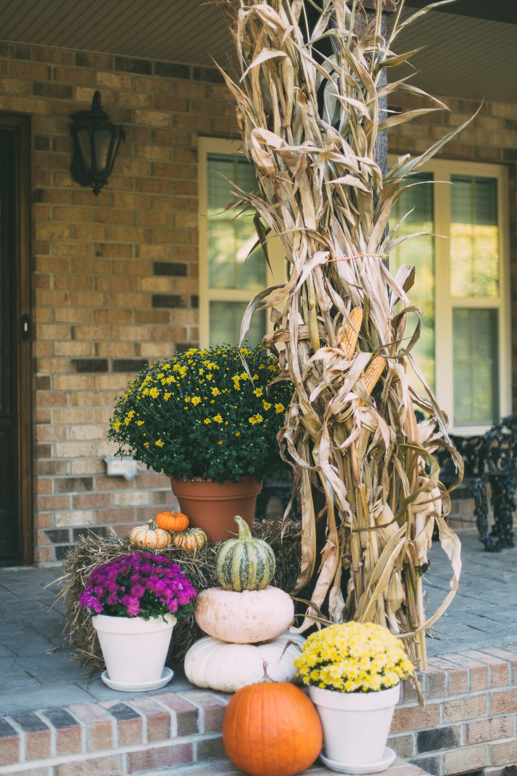 fall decor, southern living fall, southern living