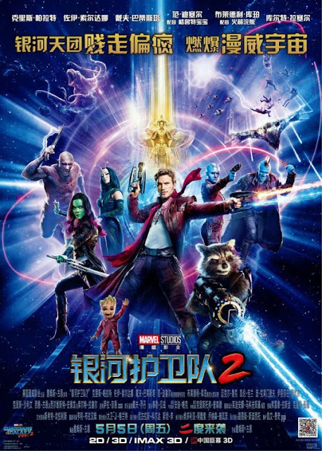 Guardians of the Galaxy Vol. 2 (2017) Tamil Dubbed Movie Full HDRip