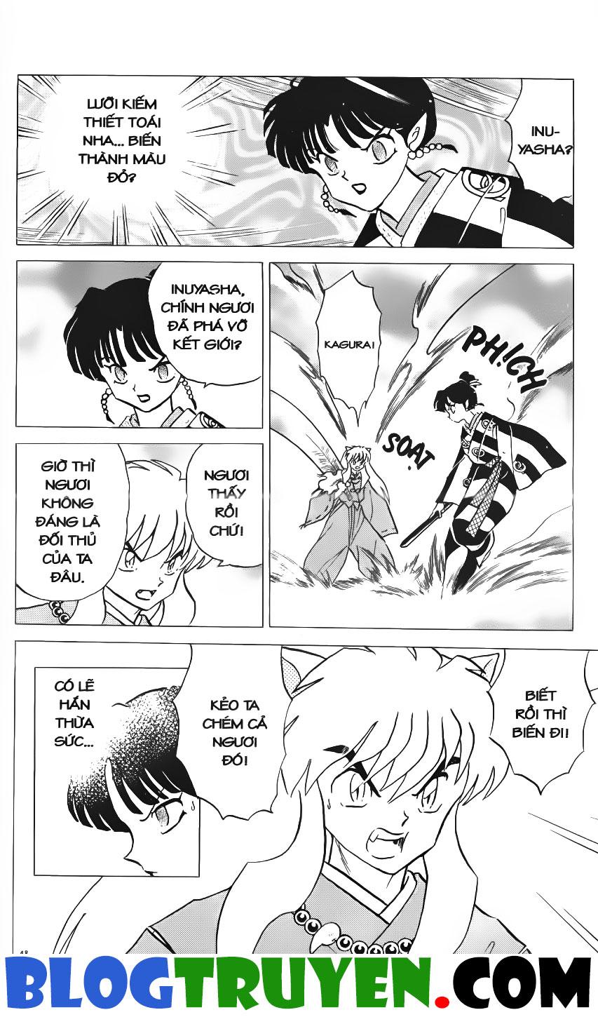 Inuyasha vol 23.3 trang 9