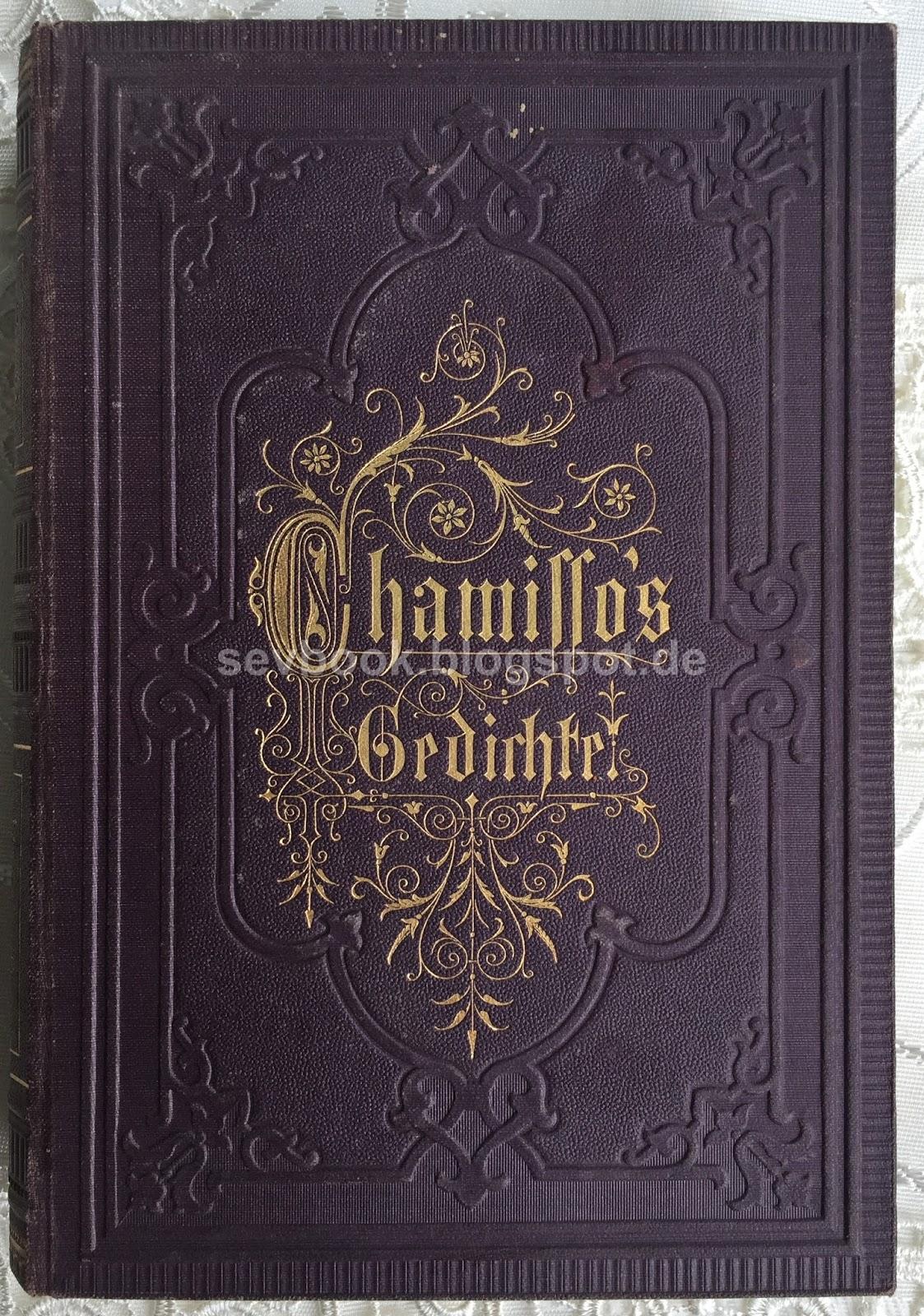Books Which Deserve A Second Chance Gedichte Adelbert Von