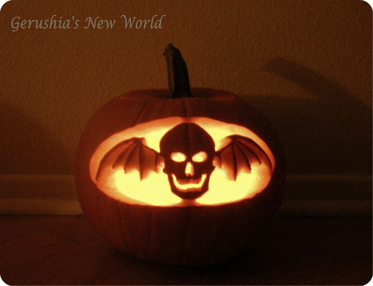 Gerushia S New World A Fanciful Twist S Halloween