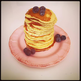 Pancakes délicieux