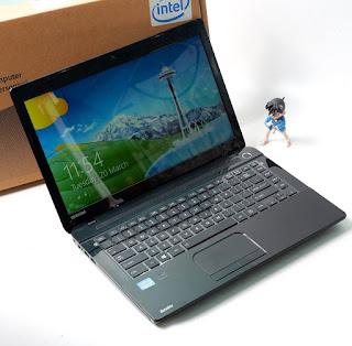 Jual Toshiba C40-A Laptop Bekas