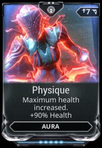 Physique (オーラMod)