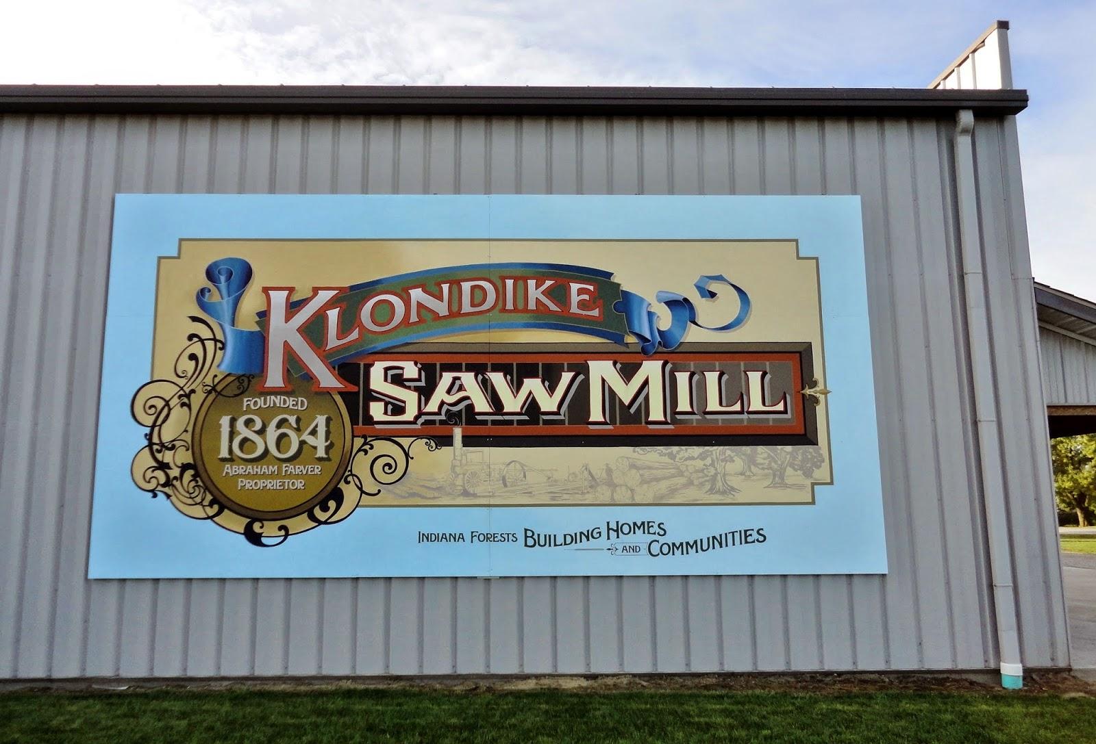 My Amish Indiana Shipshewana Walldogs Part Eleven The Klondike