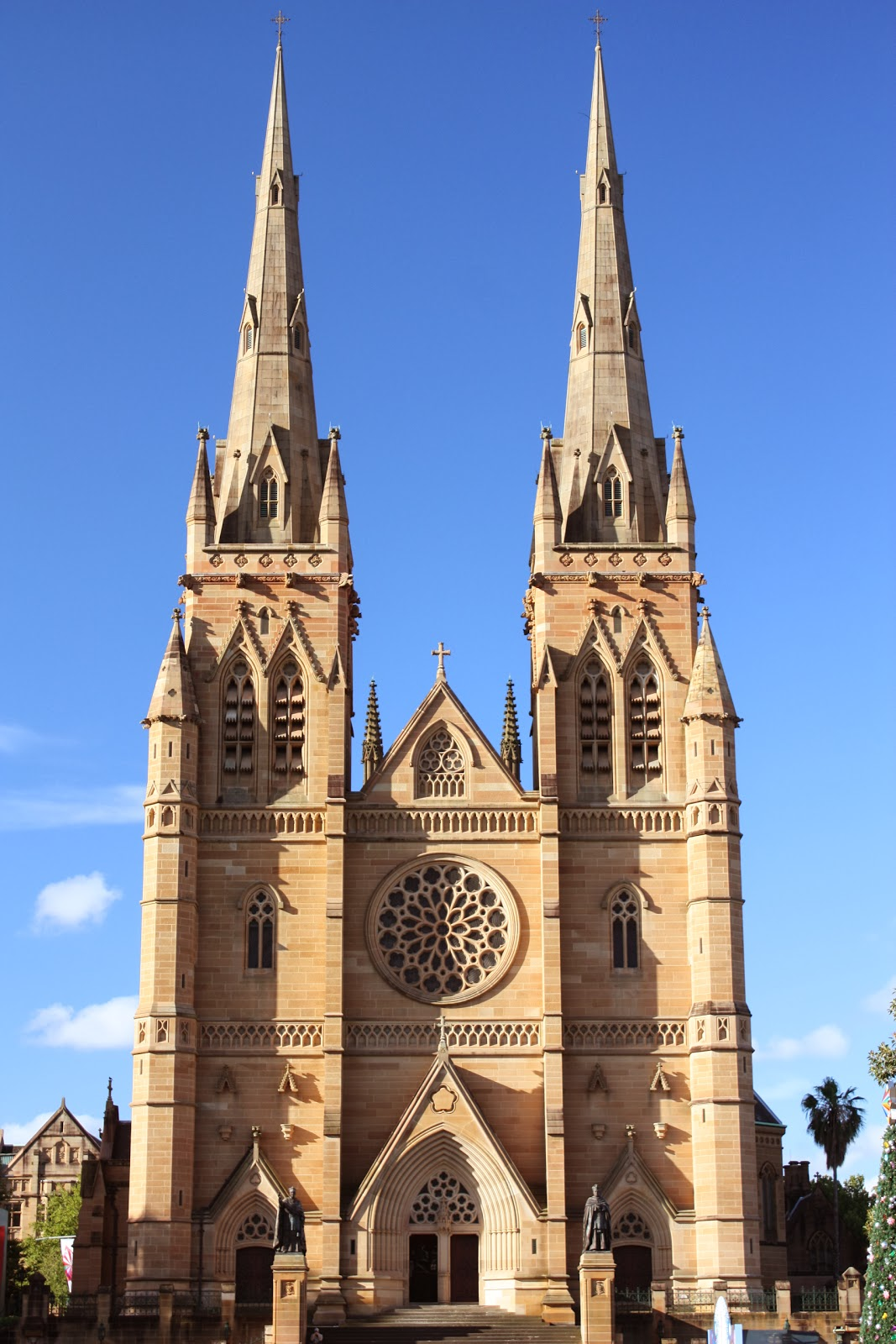 Sydney City And Suburbs St Mary S Cathedral