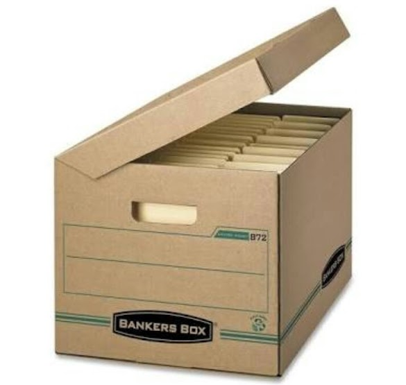 Cara Kreatif Membuat File Box yang Unik dan Berbeda