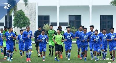 Daftar 22 Pemain Persib Bandung yang Menjalani Pemusatan Latihan di Yogyakarta