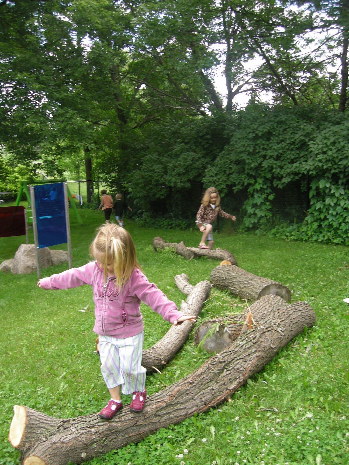 Designing and Creating Natural Play Environments