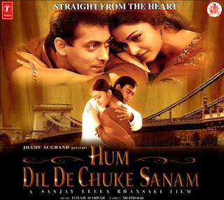 Hum Dil De Chuke Sanam, Salman Khan, Aishwarya Rai